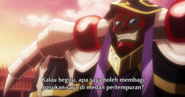 Overlord Season 3 Episode 10 Subtitle Indonesia