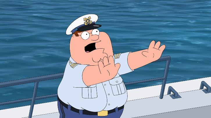 Family Guy - Episode 16.14 - Veteran Guy - Promotional Photos + Press Release
