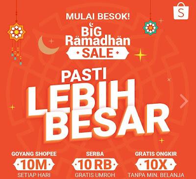 Big Ramadhan Sale shopee 2019 - IGshopee_id