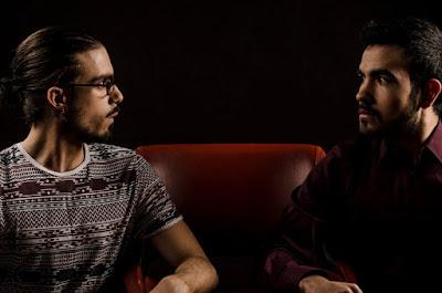 Pol Forment y Alberto González en El número