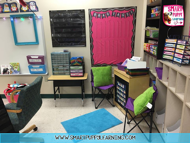 first grade alternative seating