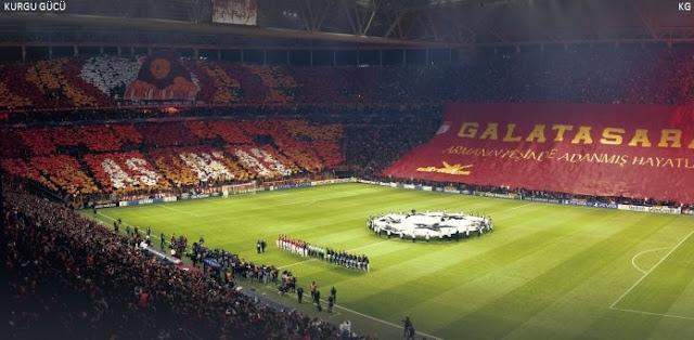 Türkiye'nin En Büyük Futbol Stadyumu - Türk Telekom Stadyumu - Kurgu Gücü
