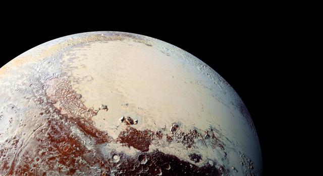 Plutão - New Horizons