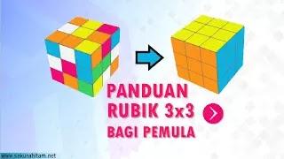 RUMUS RUBIK 3X3 GAMBAR