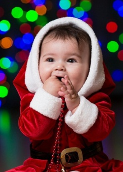 Cute Santa DP