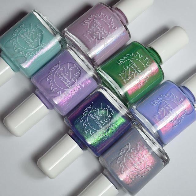 spring nail polish collection