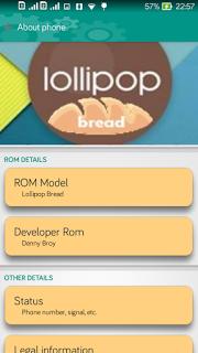 ASUS LOLLIPOP ROM FOR TECNO H5 5