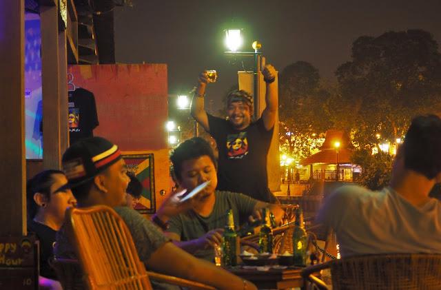 Nightlife Melaka