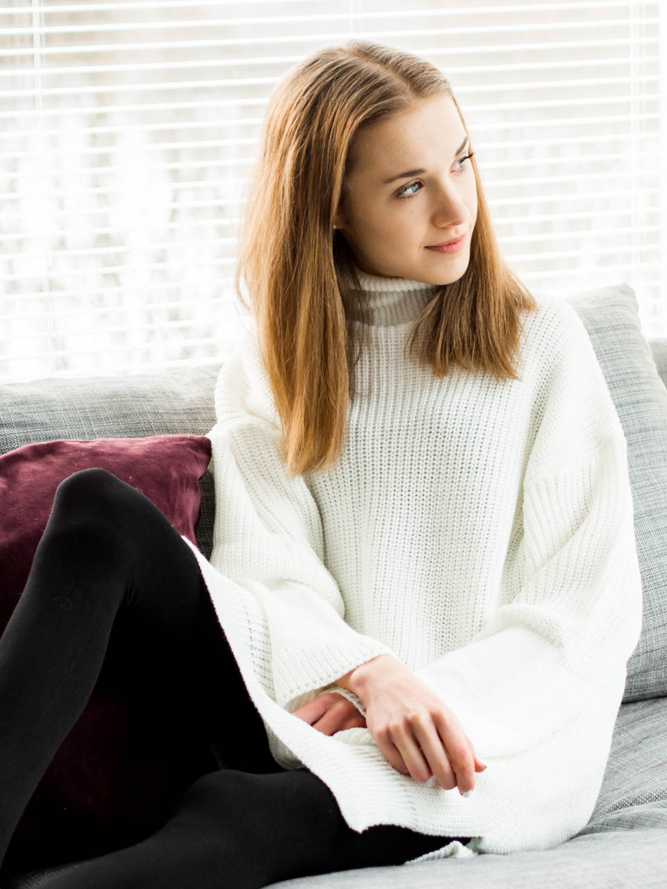 white-rollneck-jumper-dress