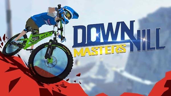 Downhill Masters Mod Apk v1.0 Unlimited Money, Gold & Diamonds