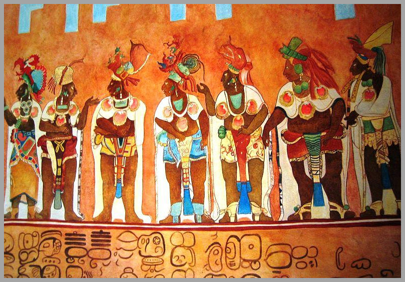 The Individual Life Cicle In Maya Civilization S T R A V A G A N Z A