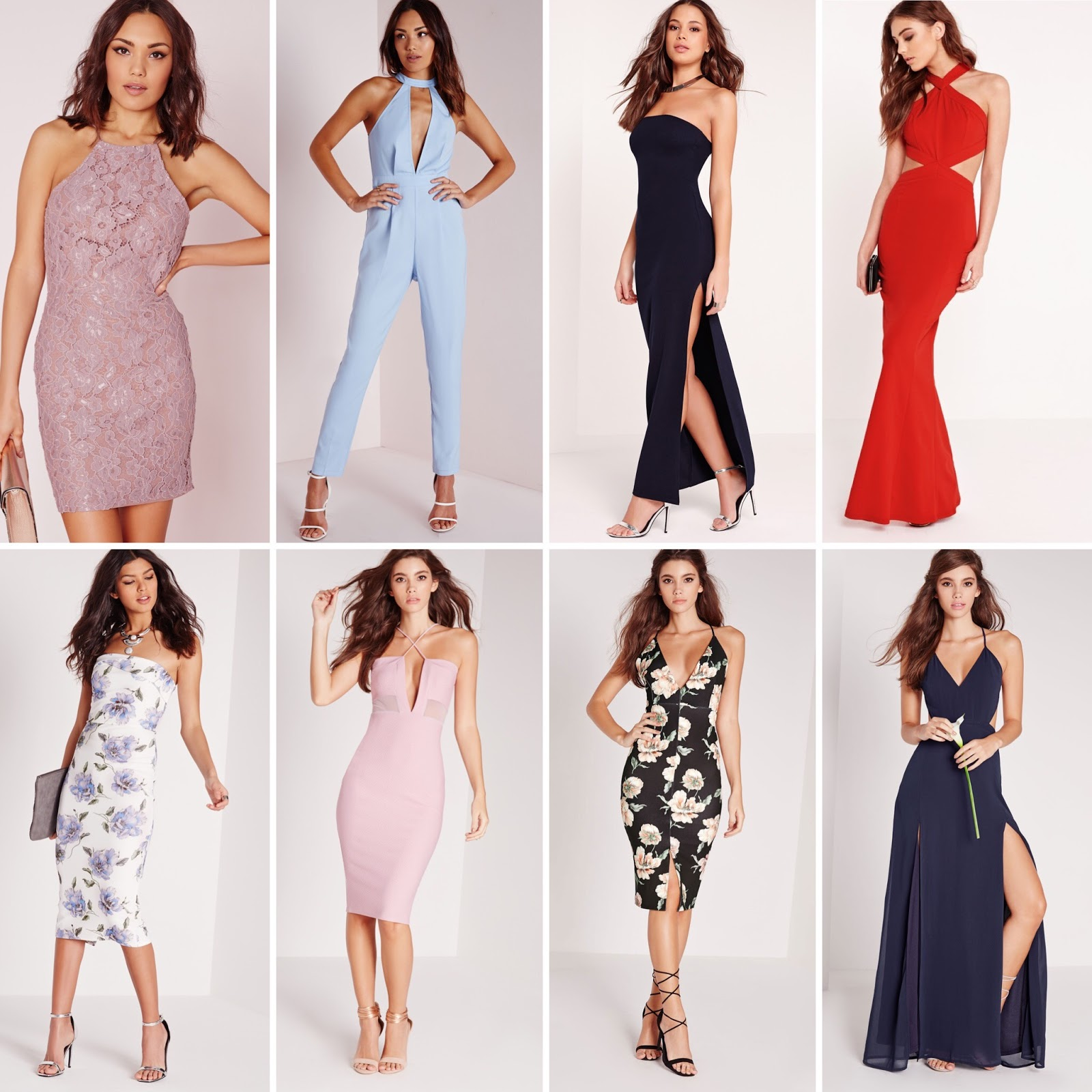 Wedding Guest Outfit Ideas Missguided Edition