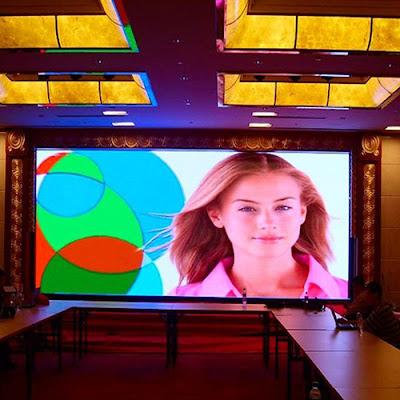 Cung cấp lắp đặt màn hình led p2 tại Cà Mau