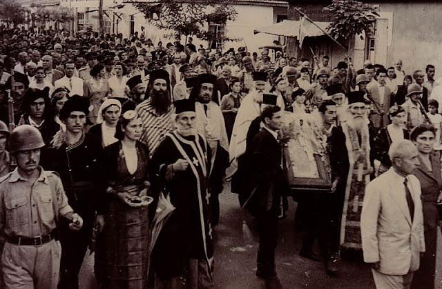 Η ανιστόρηση του Ιστορικού προσκυνήματος στην Παναγία Σουμελά