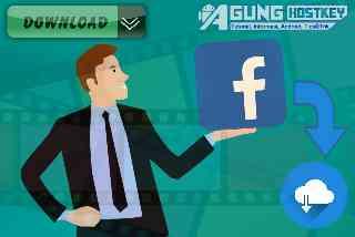 cara download video facebook lite dengan aplikasi