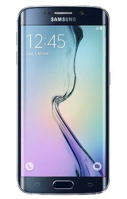 Samsung Galaxy S6 Edge (Black Sapphire, 32GB)