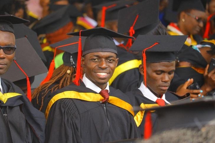 Kenyan graduates