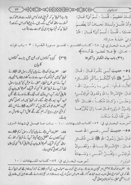 Hadith Book Sahih Muslim