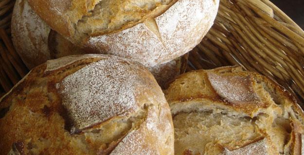Faith on a Stone Foundation: Bread of Life