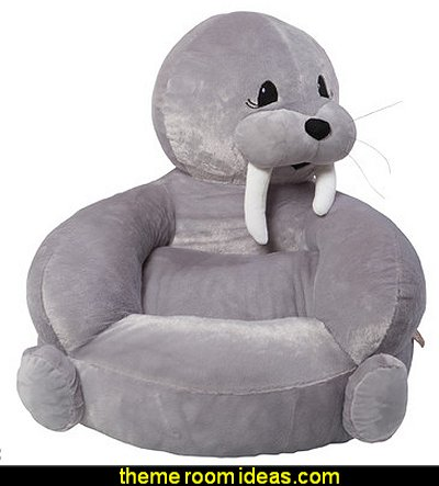 Walrus Kids Novelty Chair