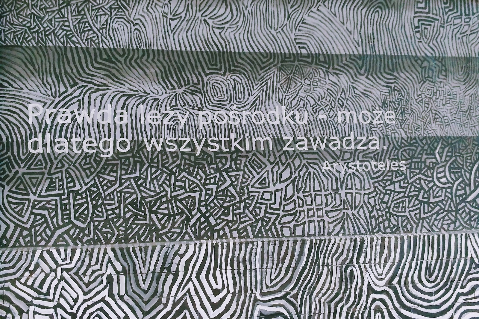 mural Roosevelta Wrocław