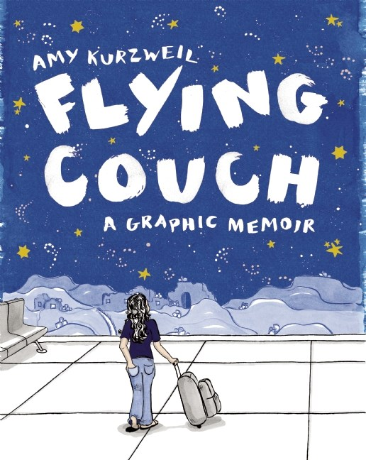 Amy Kurzweil's Graphic Novel - Flying Couch