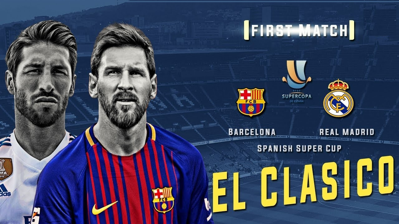 barcelona vs real madrid 2019