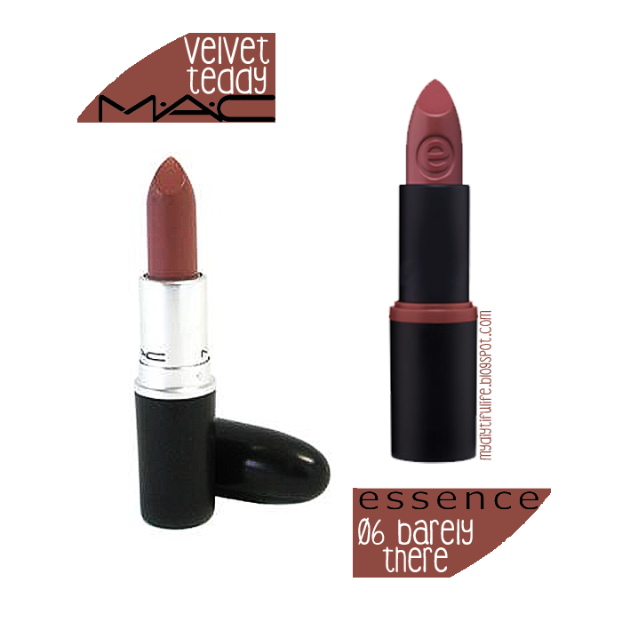 myDIYtifuLife: Essence & Wet'n'Wild Dupes of Mac Lipsticks