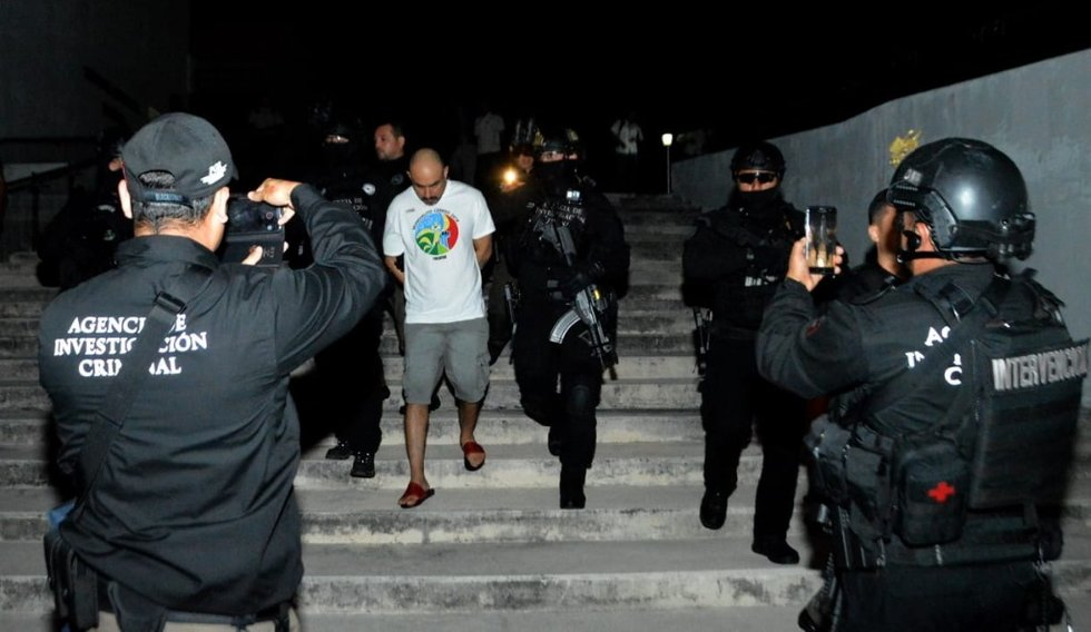 """Juez libero a """"El Chelelo"""" líder del CDG antes de que llegara la orden de Extradición pero lo recapturaron"""