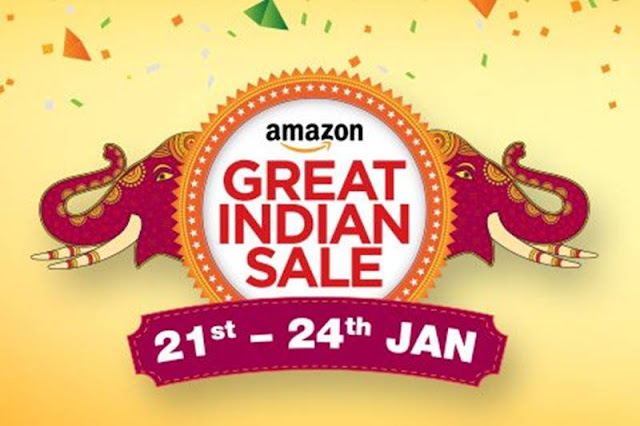 Amazon Sale 21 To 24 Jan