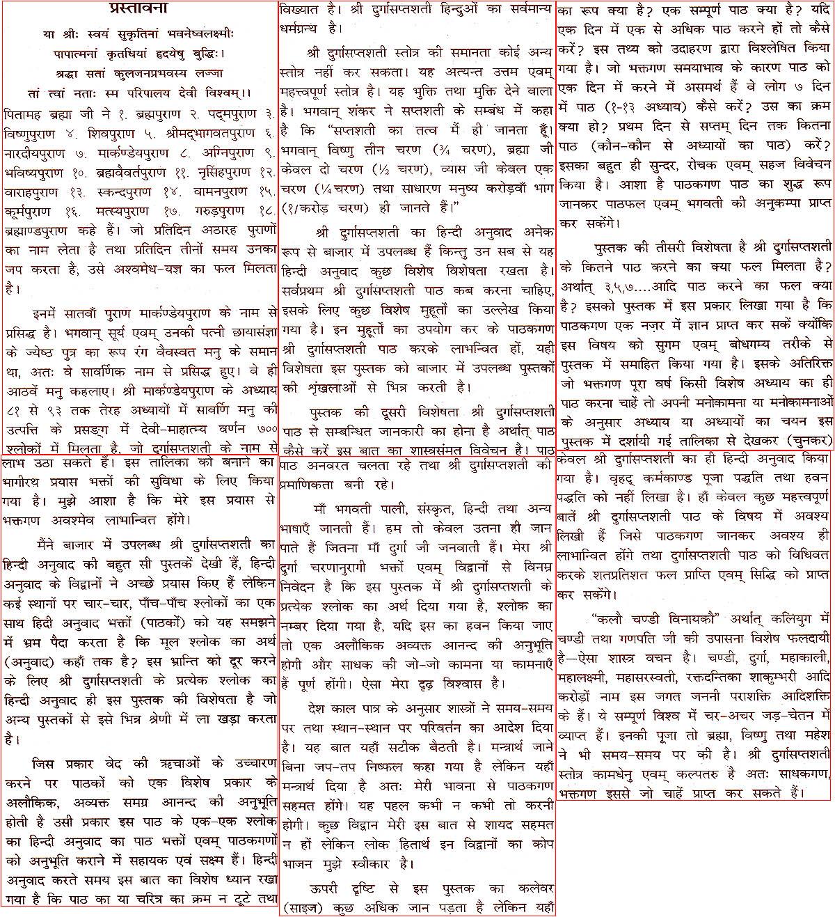 Durga Saptashati Path (hindi - Pdf File)