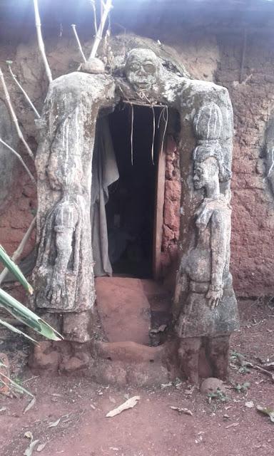 ritualists den irepodu osun state