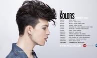 Logo Vinci 2 biglietti omaggio per uno dei concerti '' The Kolors Live 2015''