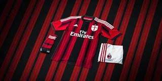 Bocoran Ac Milan Meresmikan Jersey Terbarunya Untuk Musim 2014-2015