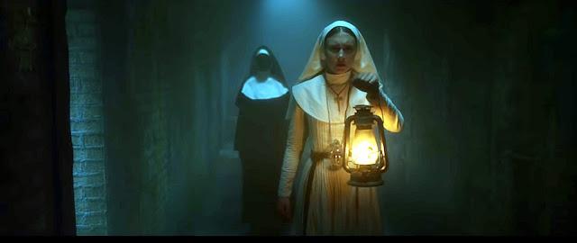 Sinopsis Film Horror The Nun (2018)