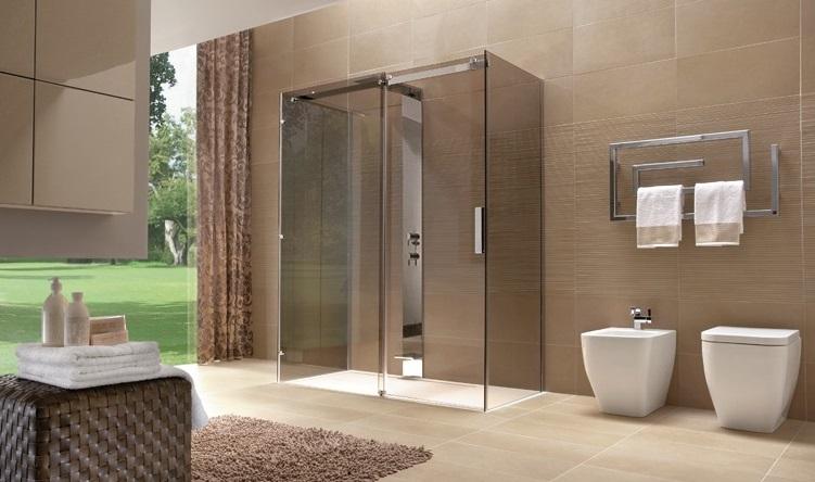 Consigli d 39 arredo design in bagno con i piatti doccia in - Piatto doccia piccolo ...