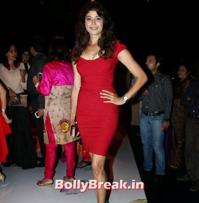 , Farah Khan Ali Show at IIJW 2014 - Vidya Malvade, Pooja & Simone