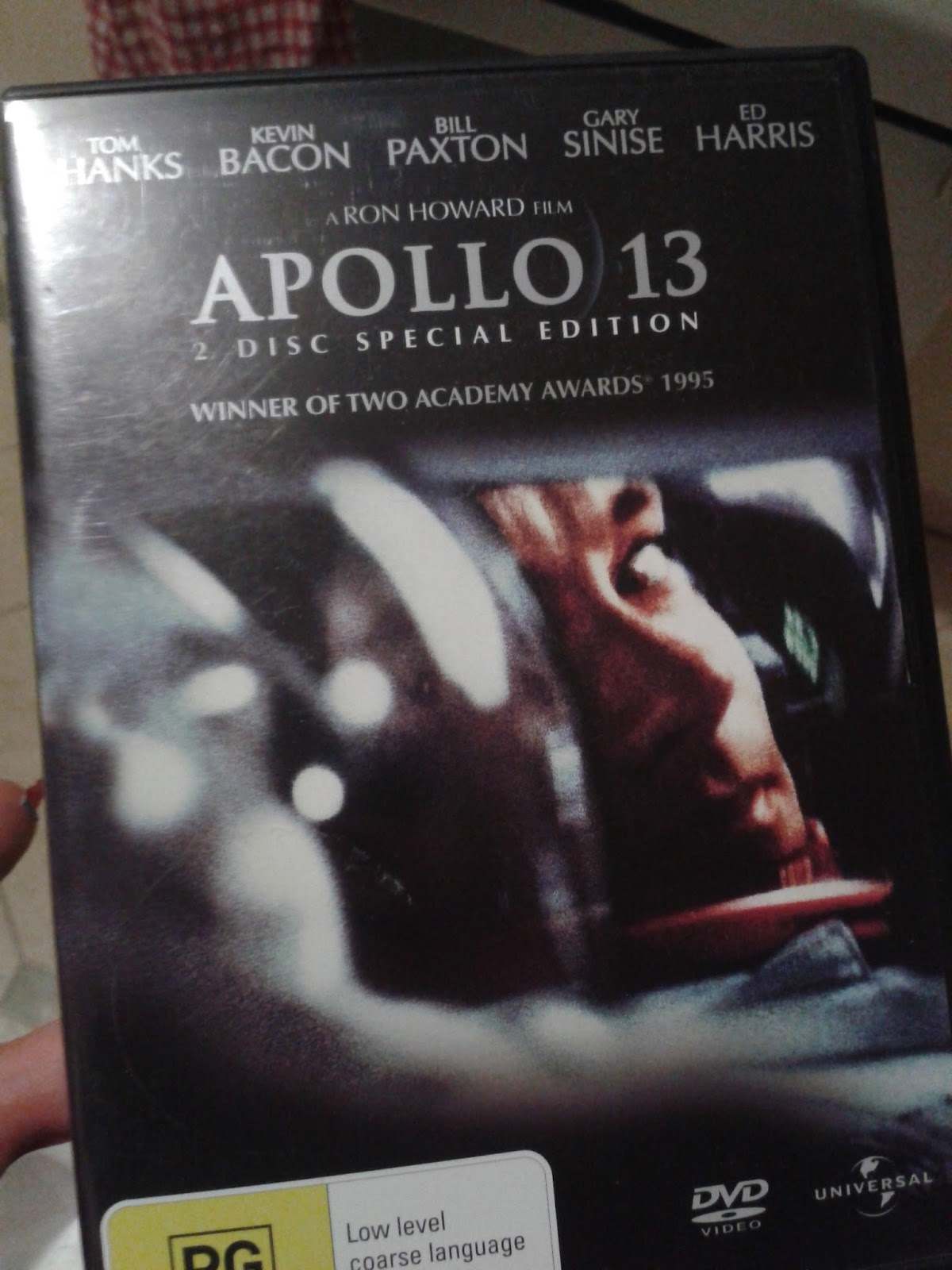 Apollo 13 And Chaos As The Moons Number Whatsitallmeanthen