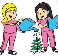 Agar setiap orang berhak mendapatkan lingkungan yang bersih dan nyaman Soal PAS Kelas 4 Tema 3 Semester 1 Revisi