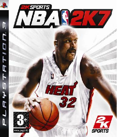 nba2k7ps3 - NBA 2K7 [MULTI5] PS3