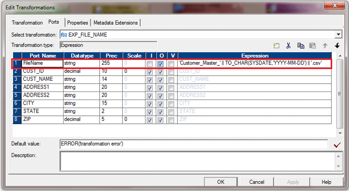 Informatica Real Time Scenarios With Answers and Informatica Real