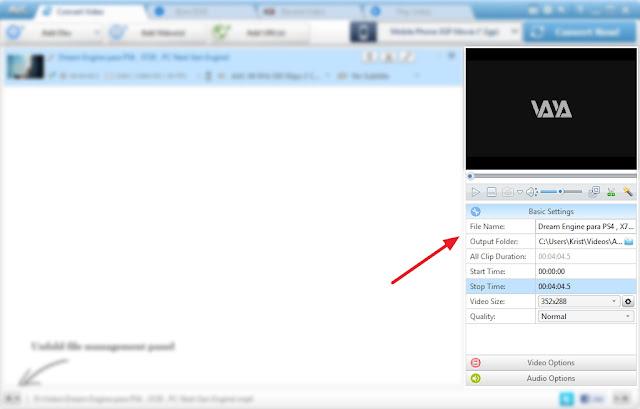 Cara Menggunakan Any Video Converter