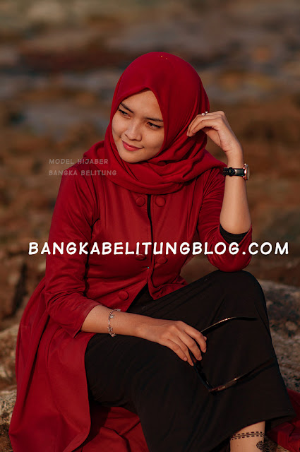 fotografi-model-hijab-bangka-belitung