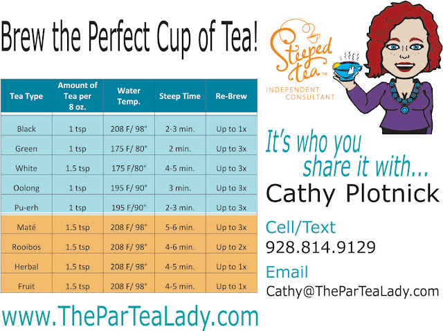 Brew the perfect cup of tea!