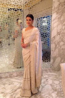 Aishwarya Rai Embroidery Saree 3