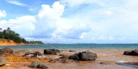pantai tanjung kasuari pantai tanjung kasuari di kota sorong pantai tanjung kasuari sorong