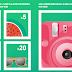 Спечелете фотоапарати, слънчеви очила, надуваеми дюшеци, тениски и шапки от Somersby