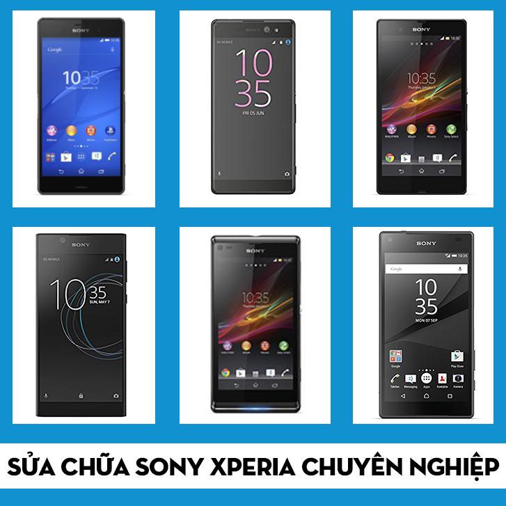 thay màn hình Sony Xperia XZ Pro