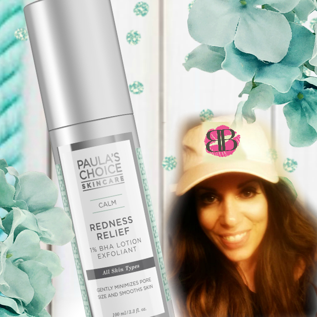 Paula's Choice Calm Redness Relief 1% BHA Exfoliant, By Barbie's Beauty Bits