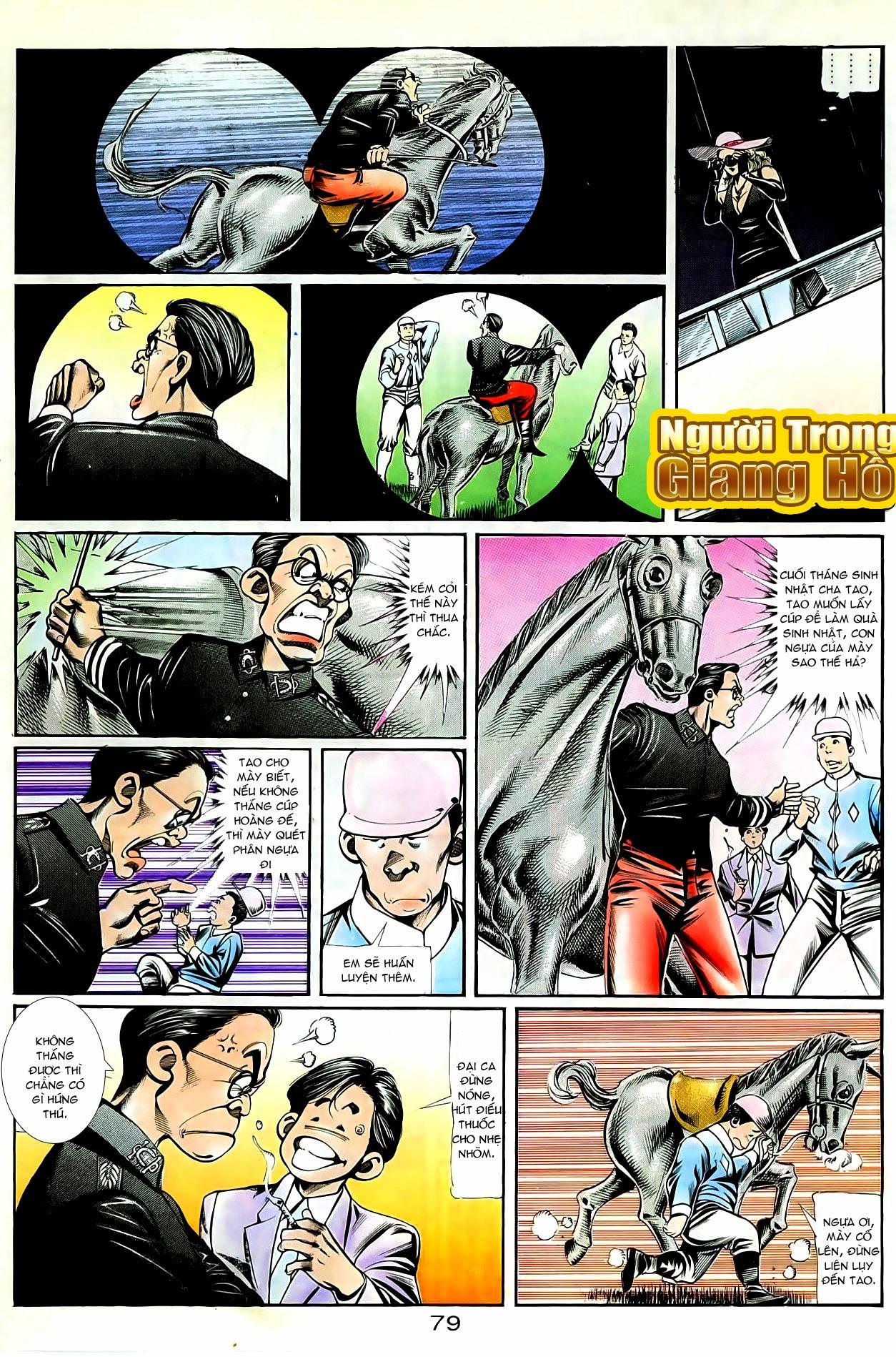 Người Trong Giang Hồ chapter 94: hoàng giả chi phong trang 10